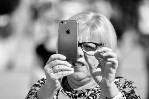 phone computer face blonde outdoors woman finger apple mobile telephone portrait pieces natural secrets kb