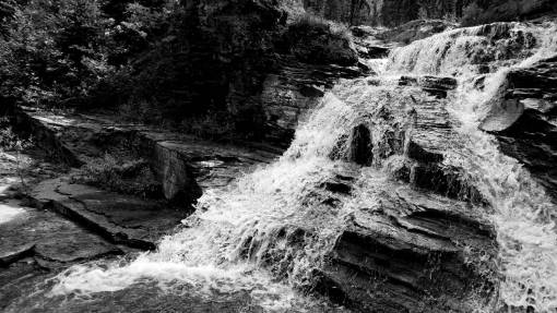 stream aliran saluran channel cascade river air flow sungai pemandangan waterfall water terjun landscape alam luar rumah outdoors nature