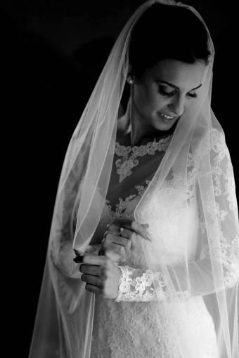 wedding posing bride studio dress woman  portrait lady pretty young