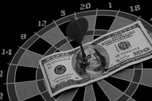 luck  darts  lottery  chance  target  money