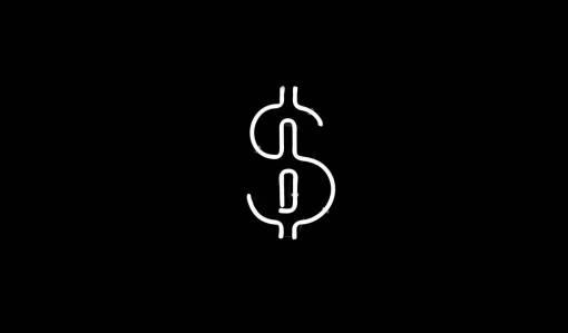 number  line  symbol  money  brand  font