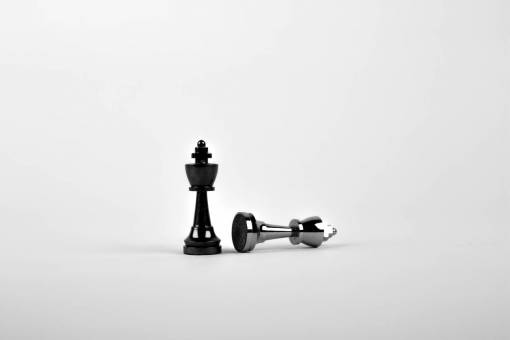 chess  king  white background  victory