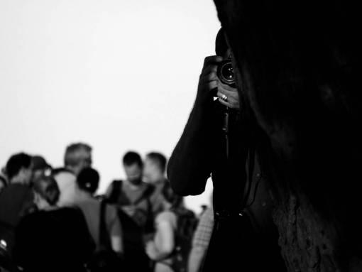 crowd  spring  fashion  black  performance