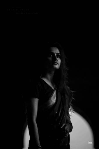 saree  india  model  beauty  darkness  lady