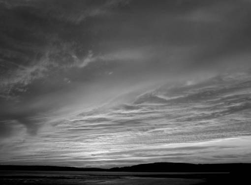 sea  ocean  horizon  light  cloud  sunrise