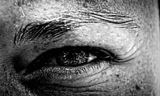 black and white  macro  darkness  close up