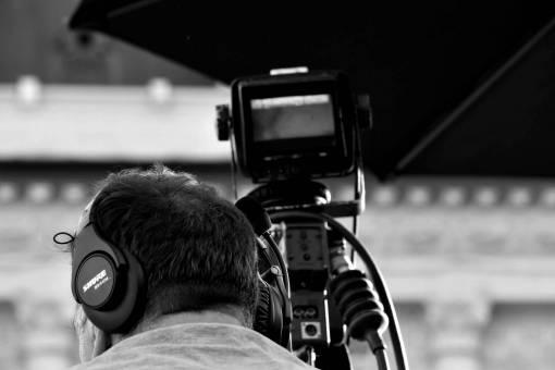equipment lens photographer camera technology tripod recording television landscape