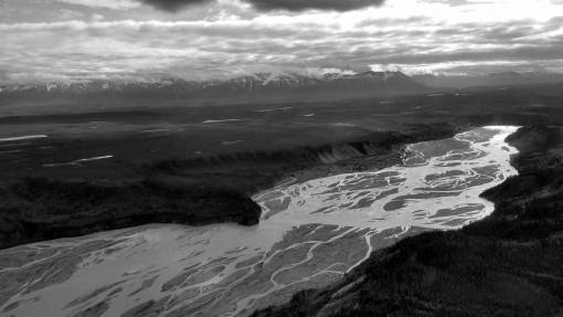 panorama river altitude water mountains mountain landscape glacier outdoors nature kb