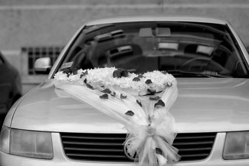 arrangement windshield decoration automobile automotive bride vehicle luxury