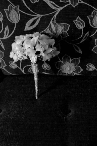 bouquet orchid jewel flower jewelry celebration flowers