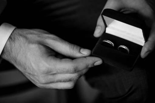 groom boyfriend ring gift rings hand