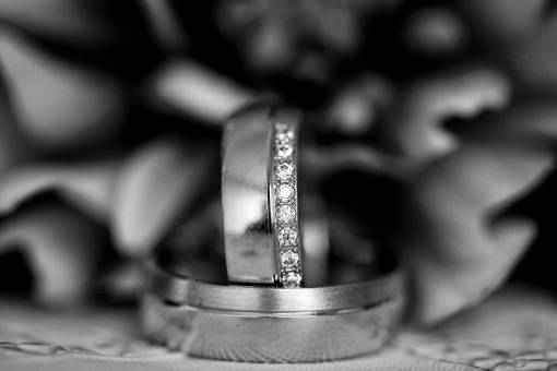 jewel platinum flower jewelry ring still rose