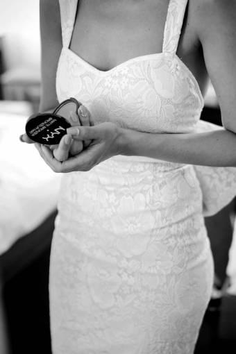wedding bride makeup dress cosmetics finger hands skincare skin person  woman maternity surprise